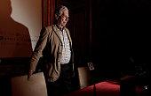 Mario Vargas Llosa Attends 'Conversacion en Princeton'...