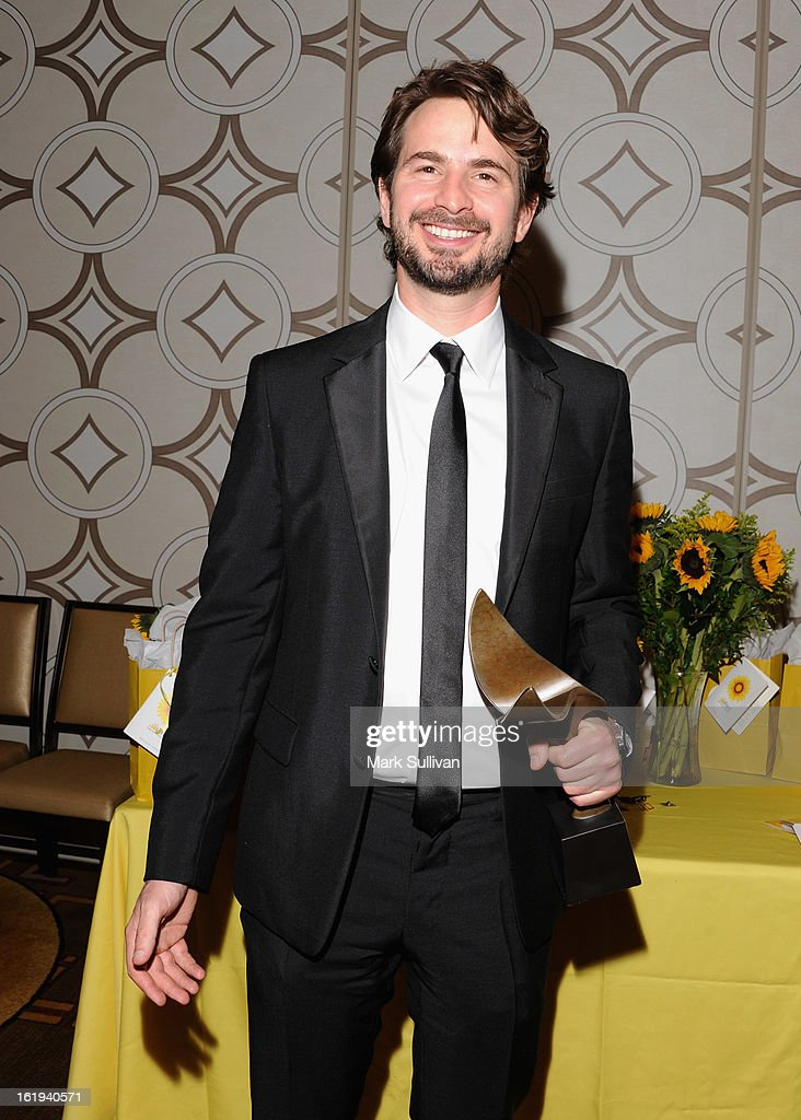 Writer Mark Boal in the 2013 Writers Guild Awards Backstage Creations Celebrity Retreat on February 17, 2013 in Los Angeles, California.
