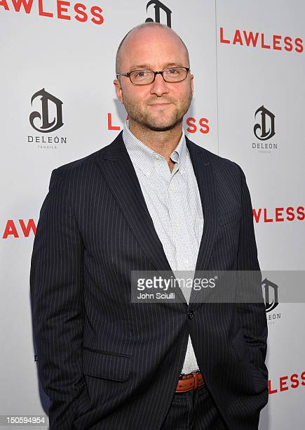 Writer Matt Bondurant arrives at 'LAWLESS' premiere in Los Angeles hosted By DeLeon and Presented by The Weinstein Company Revolt Films Yucapia Films...
