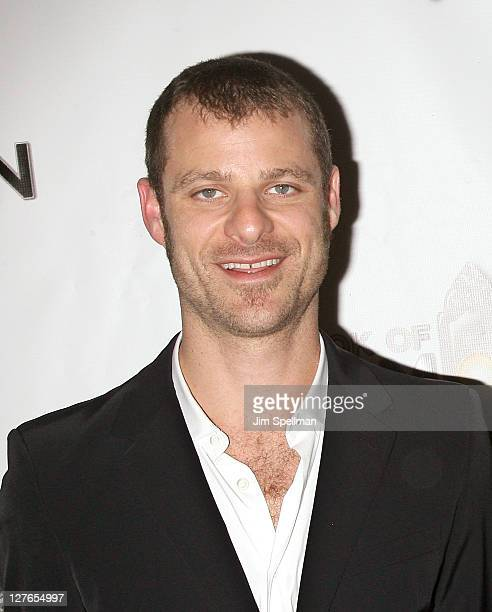 Writer Matt Stone attends the after party for the opening night of 'The Book Of Mormon' on Broadway on March 24 2011 in New York City
