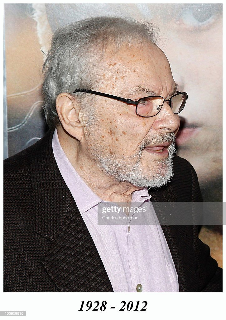 Writer Maurice Sendak attends the 'Where The Wild Things Are' premiere at Alice Tully Hall on October 13, 2009 in New York City. Maurice Sendak died in 2012.