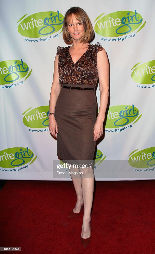 Writer Melissa Rosenberg attends the Bold Ink Awards at the Eli and Edythe Broad Stage on November 5 2012 in Santa Monica California