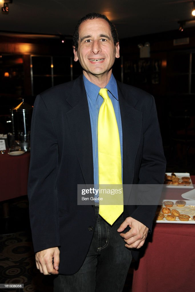 Writer Mike Reiss attends 65th Annual Writers Guild East Coast Awards After Party at B.B. King Blues Club & Grill on February 17, 2013 in New York City.
