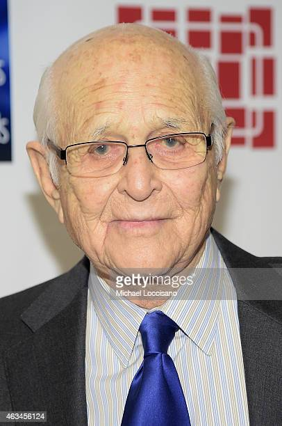 Writer Norman Lear attends the 2015 Writers Guild Awards New York Ceremony at The Edison Ballroom on February 14 2015 in New York City