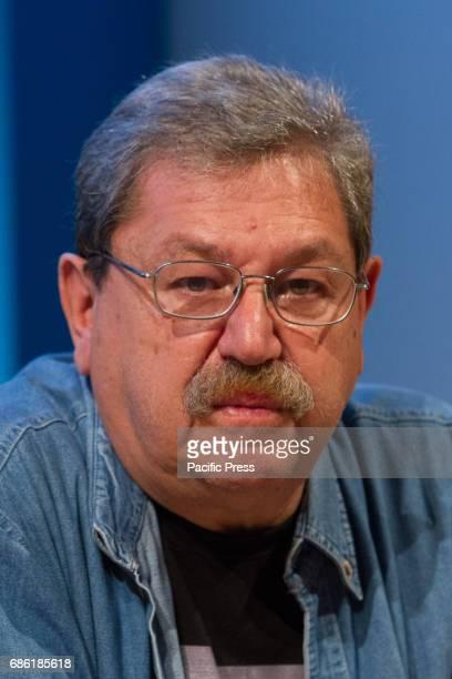 Writer Paco Ignacio Taibo II is guest of 2017 Turin Book Fair