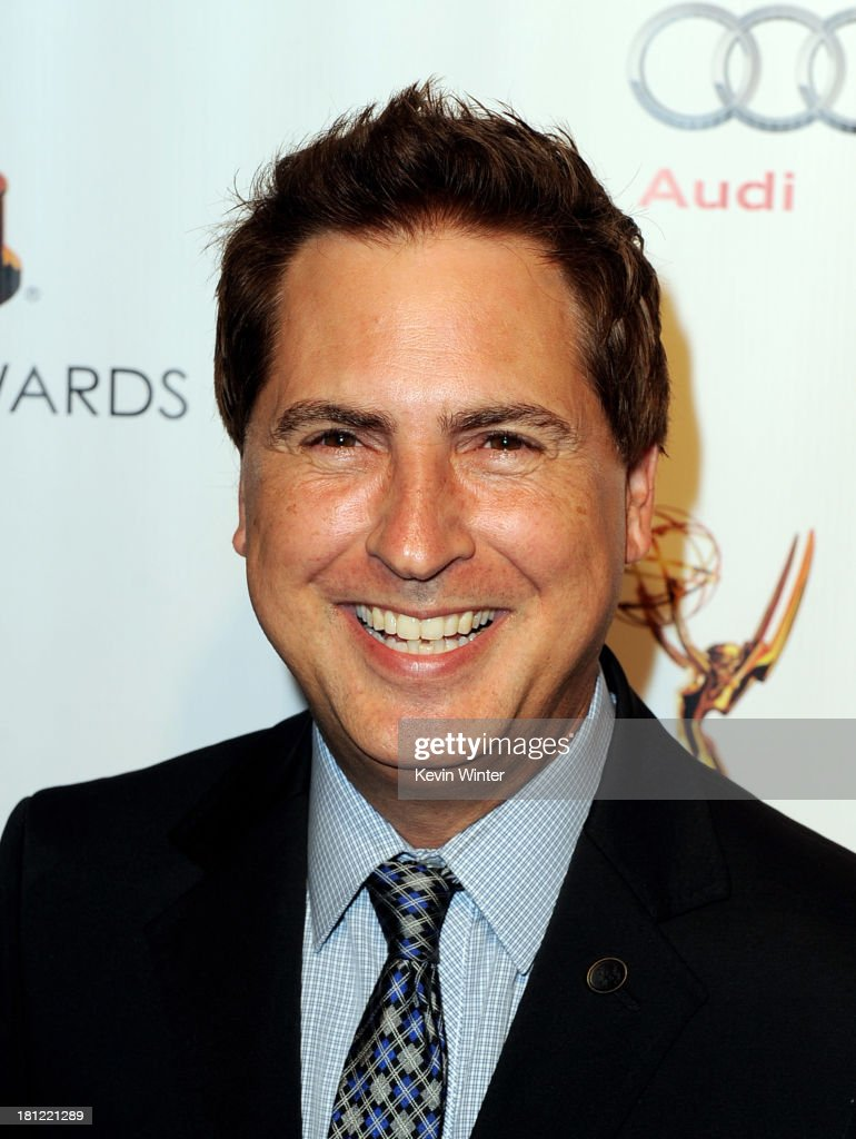 Writer Paul Greenberg arrives at the 65th Primetime Emmy Awards Writer Nominees reception at the Academy of Television Arts & Sciences on September 19, 2013 in No. Hollywood, California.