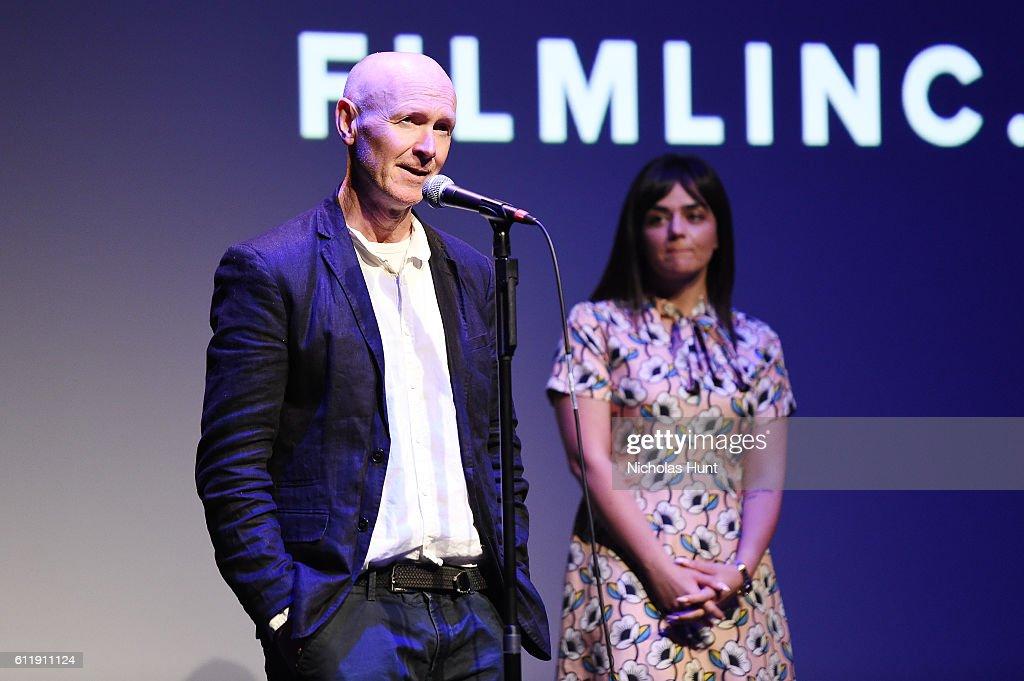 "54th New York Film Festival - ""I, Daniel Blake"" Intro and Q&A"