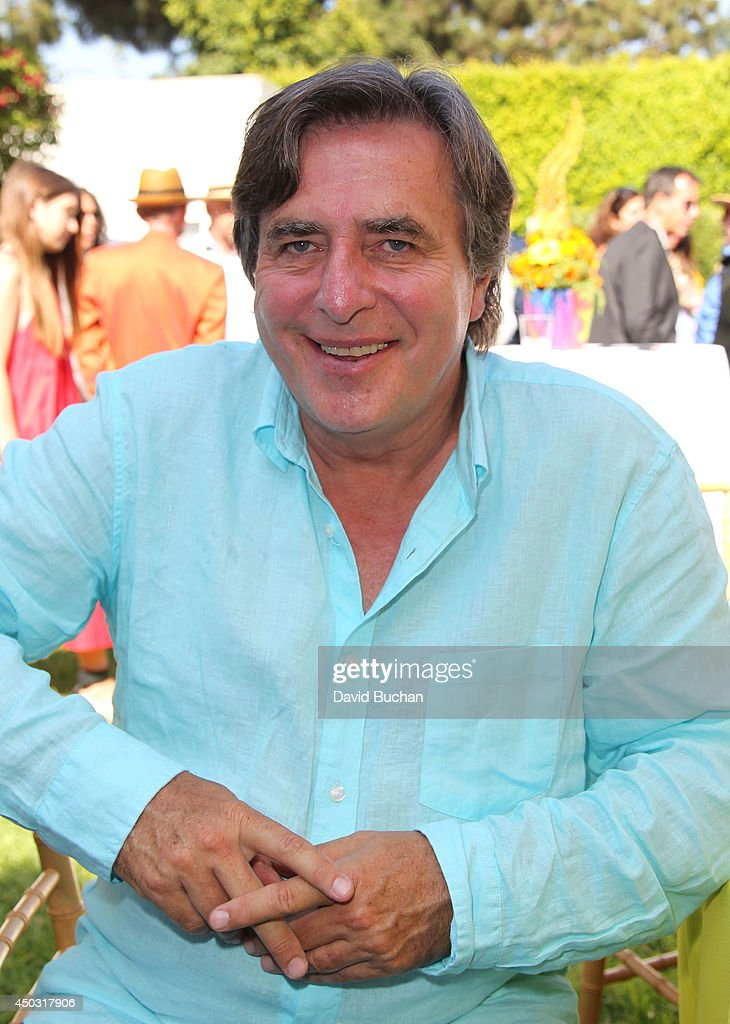 Writer Paul Pender attends the BAFTA LA Garden Party at the British Consul General's Residence on June 8, 2014 in Los Angeles, California.Ê