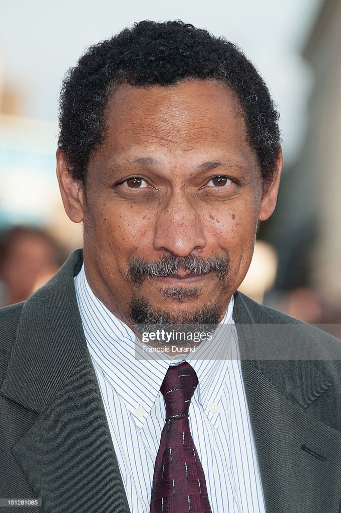 US writer Percival Everett arrives at the 'Lawless' Premiere during the 38th Deauville American Film Festival on September 5, 2012 in Deauville, France.