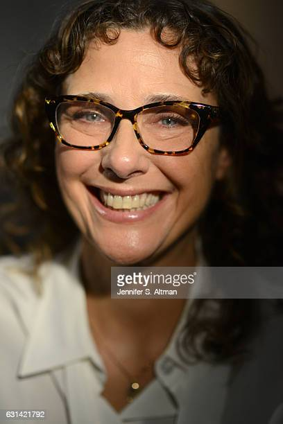 Writer Rebecca Miller is photographed for Los Angeles Times on October 26 2016 in New York City