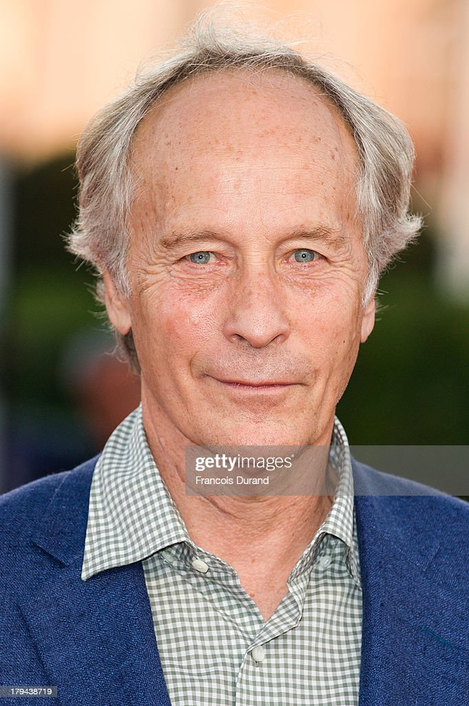 Writer <a gi-track='captionPersonalityLinkClicked' href=/galleries/search?phrase=Richard+Ford&family=editorial&specificpeople=4260470 ng-click='$event.stopPropagation()'>Richard Ford</a> arrives at the premiere of the film 'Very Good Girls' during the 39th Deauville American Film Festival on September 3, 2013 in Deauville, France.