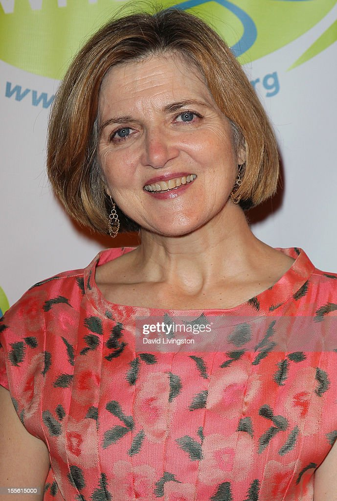 Writer Robin Swicord attends the Bold Ink Awards at the Eli and Edythe Broad Stage on November 5, 2012 in Santa Monica, California.