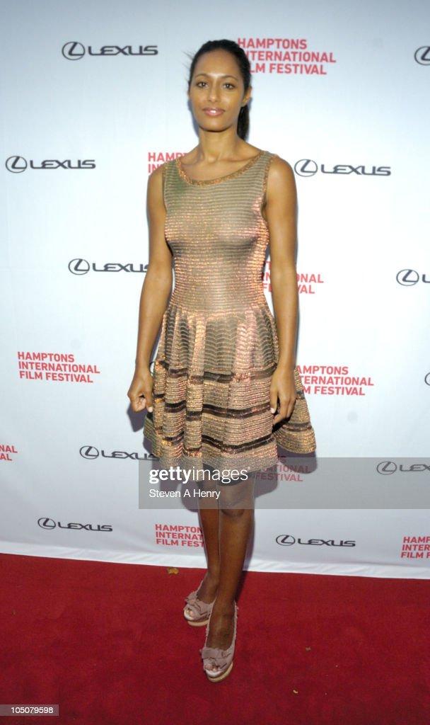 "18th Annual Hamptons International Film Festival - ""Miral ... Freida Pinto Miral"