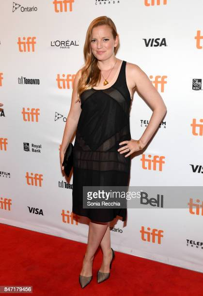 Writer Sarah Polley attends The World Premiere of the Limited Series 'Alias Grace' starring Sarah Gadon from Sarah Polley directed by Mary Harron at...