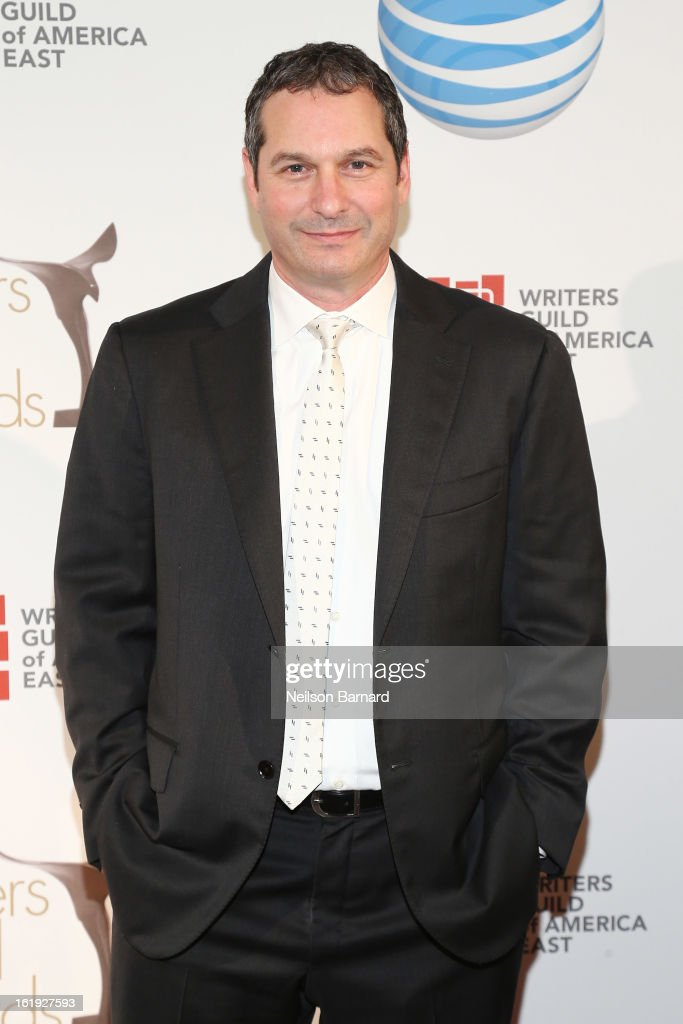 Writer Scott Frank attends the 65th annual Writers Guild East Coast Awards at B.B. King Blues Club & Grill on February 17, 2013 in New York City.