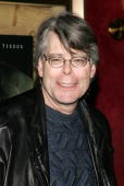 Writer Stephen King arrives at the premiere of 'The Mist' presented by Fujifilm and Vault at the Ziegfeld Theater on November 12 2007 in New York City