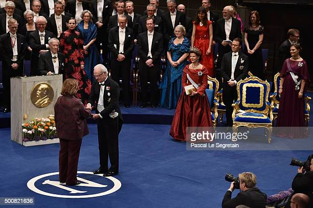 Writer Svetlana Alexievich, laureate of the Nobel Prize in