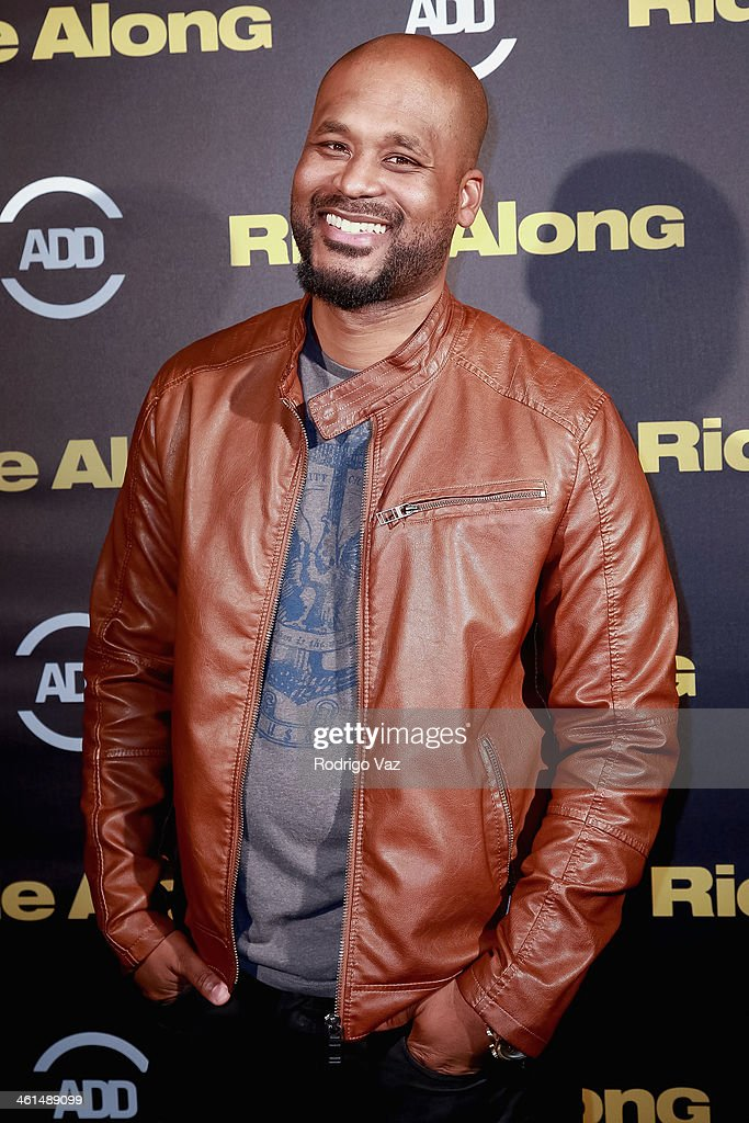 Writer Sydney Castillo attends the ADD Comedy Live! Special Screening of 'Ride Along' on January 8, 2014 in Los Angeles, California.