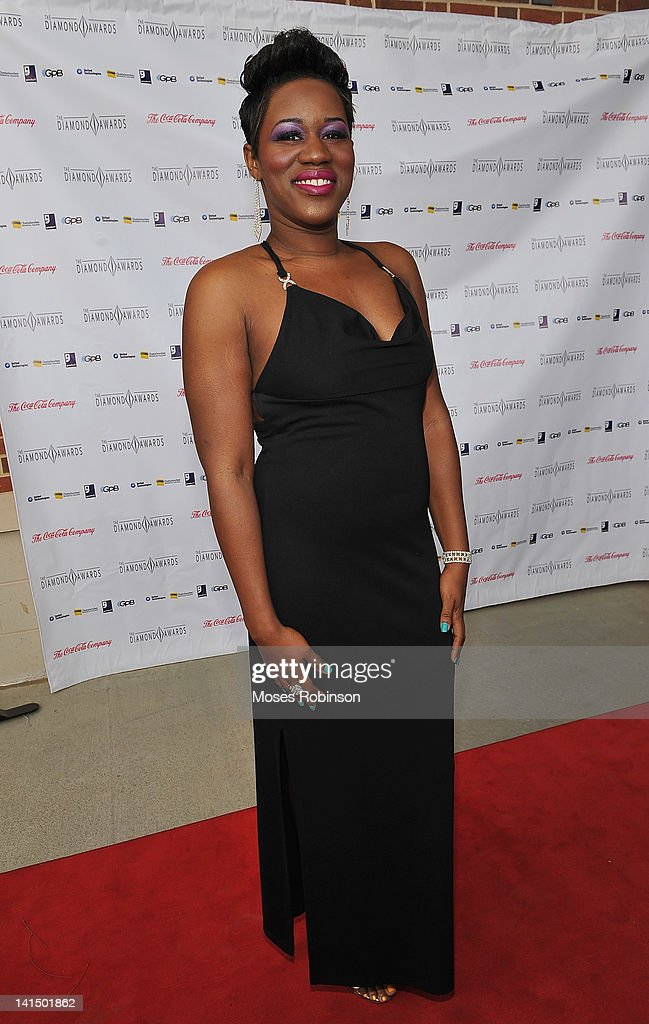 Writer Tamika Newhouse attends the Not Alone Foundation Second Biennial Diamond Awards at Morehouse College Ray Charles Performing Arts Center on March 17, 2012 in Atlanta, Georgia.