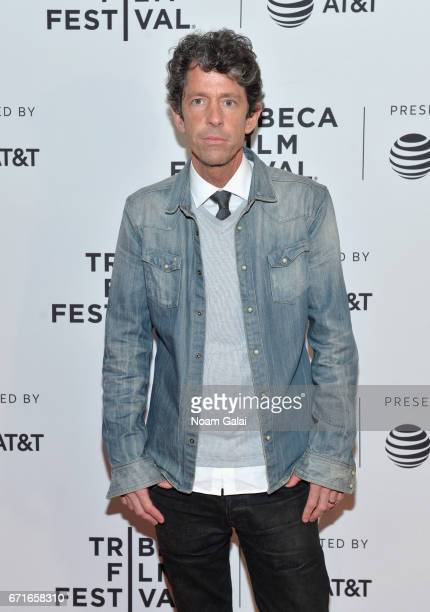 Writer TJ Bowen attends the 'A Thousand Junkies' Premiere during 2017 Tribeca Film Festival at Cinepolis Chelsea on April 22 2017 in New York City