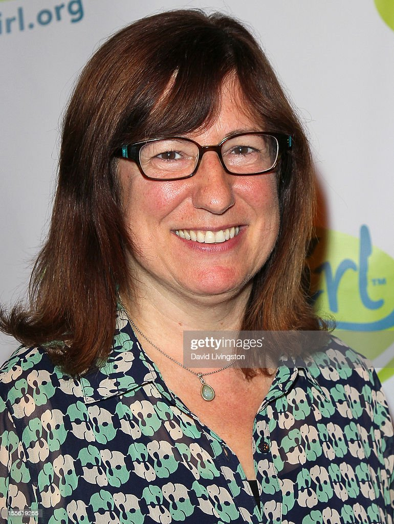Writer Toni Graphia attends the Bold Ink Awards at the Eli and Edythe Broad Stage on November 5 2012 in Santa Monica California