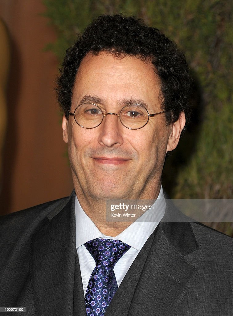 Writer <a gi-track='captionPersonalityLinkClicked' href=/galleries/search?phrase=Tony+Kushner&family=editorial&specificpeople=209161 ng-click='$event.stopPropagation()'>Tony Kushner</a> attends the 85th Academy Awards Nominations Luncheon at The Beverly Hilton Hotel on February 4, 2013 in Beverly Hills, California.
