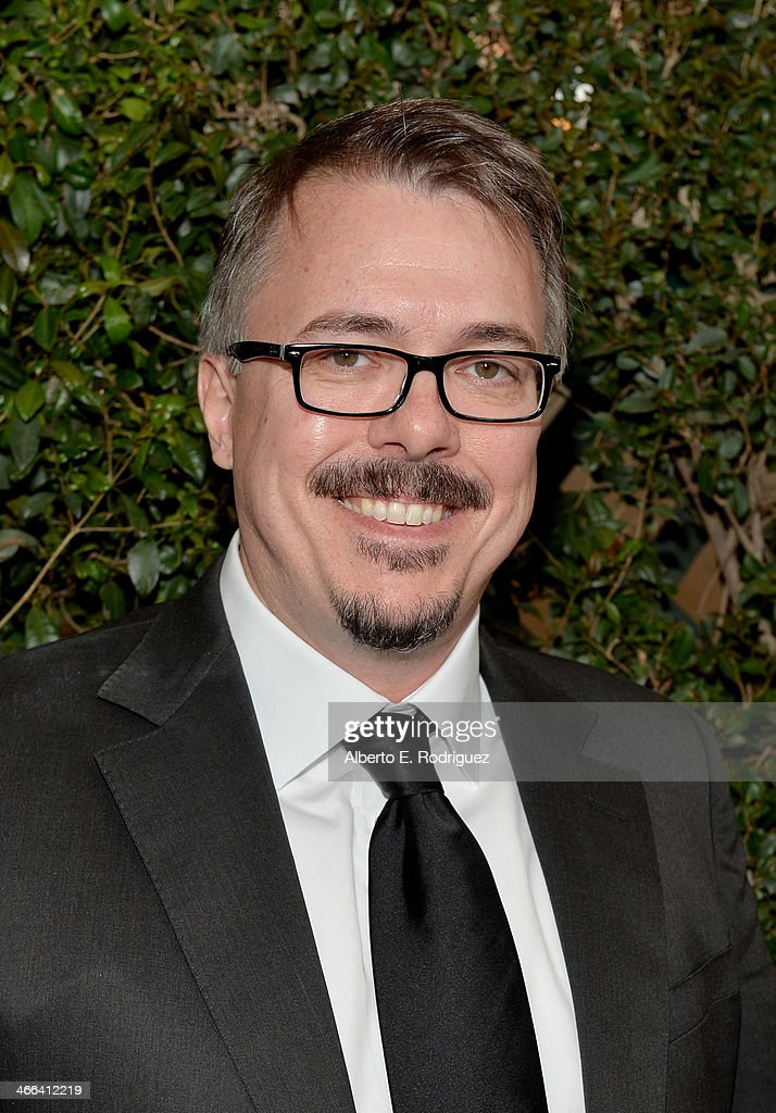 Writer <a gi-track='captionPersonalityLinkClicked' href=/galleries/search?phrase=Vince+Gilligan&family=editorial&specificpeople=4360133 ng-click='$event.stopPropagation()'>Vince Gilligan</a> attends the 2014 Writers Guild Awards L.A. Ceremony at J.W. Marriott at L.A. Live on February 1, 2014 in Los Angeles, California.