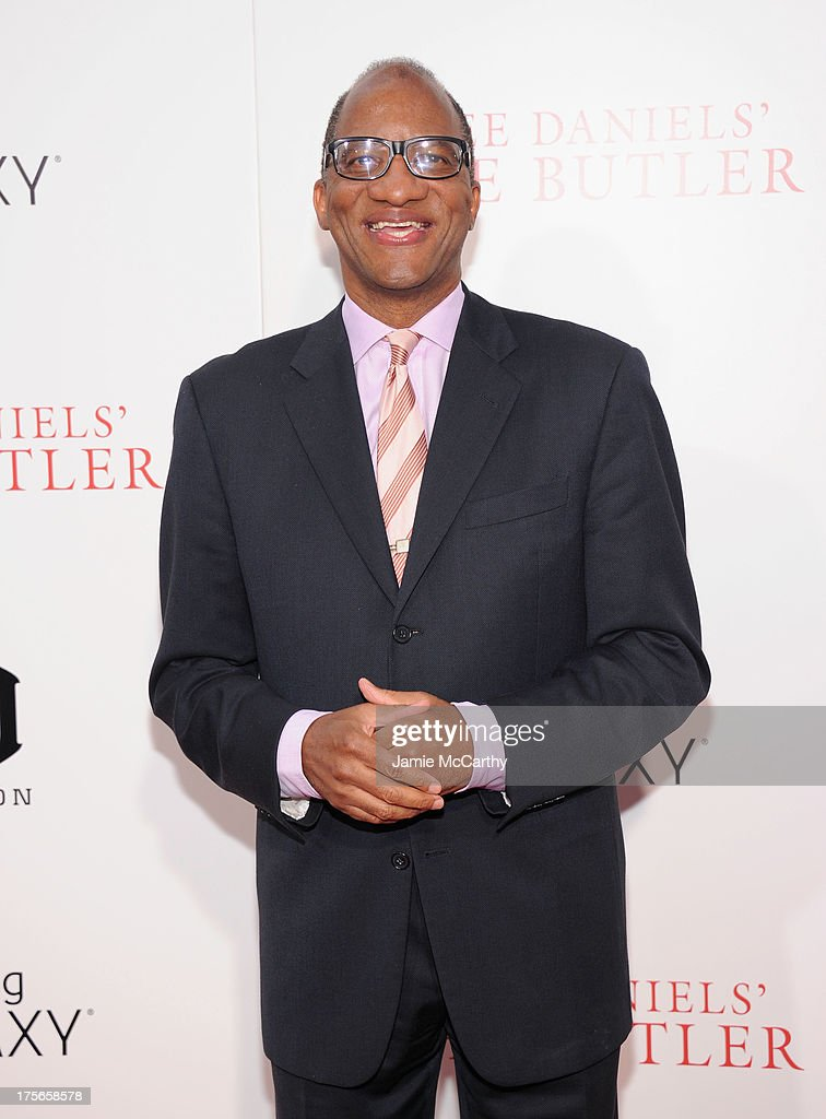 Writer Wil Haygood attends Lee Daniels' 'The Butler' New York Premiere at Ziegfeld Theater on August 5, 2013 in New York City.