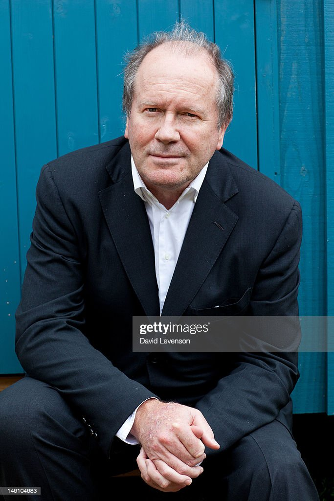 Writer <a gi-track='captionPersonalityLinkClicked' href=/galleries/search?phrase=William+Boyd&family=editorial&specificpeople=94242 ng-click='$event.stopPropagation()'>William Boyd</a> attends the Hay Festival on June 10, 2012 in Hay-on-Wye, Wales.