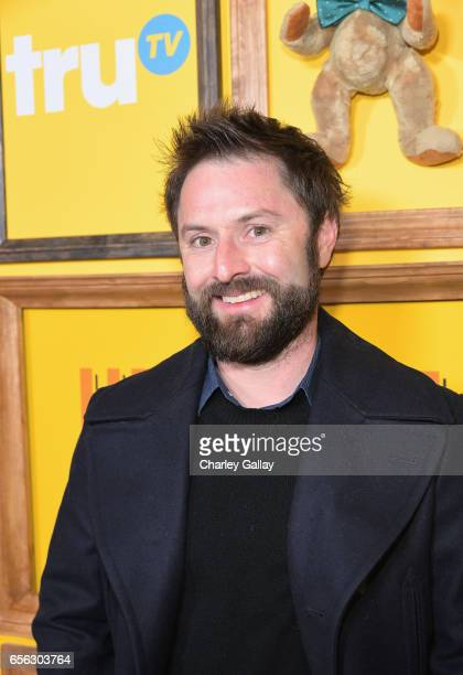 Writer/actor Adam CaytonHolland at truTV's 'Upscale with Prentice Penny' Premiere at The London Hotel on March 21 2017 in West Hollywood California...