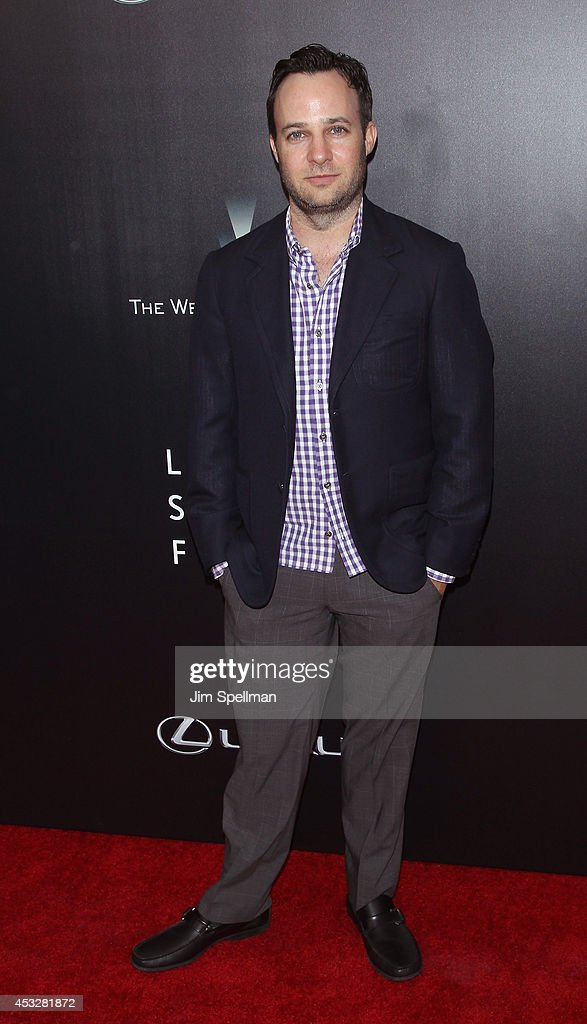 Writer/actor Danny Strong attends the 'Life is Amazing' Lexus Short Films Series at SVA Theater on August 6, 2014 in New York City.