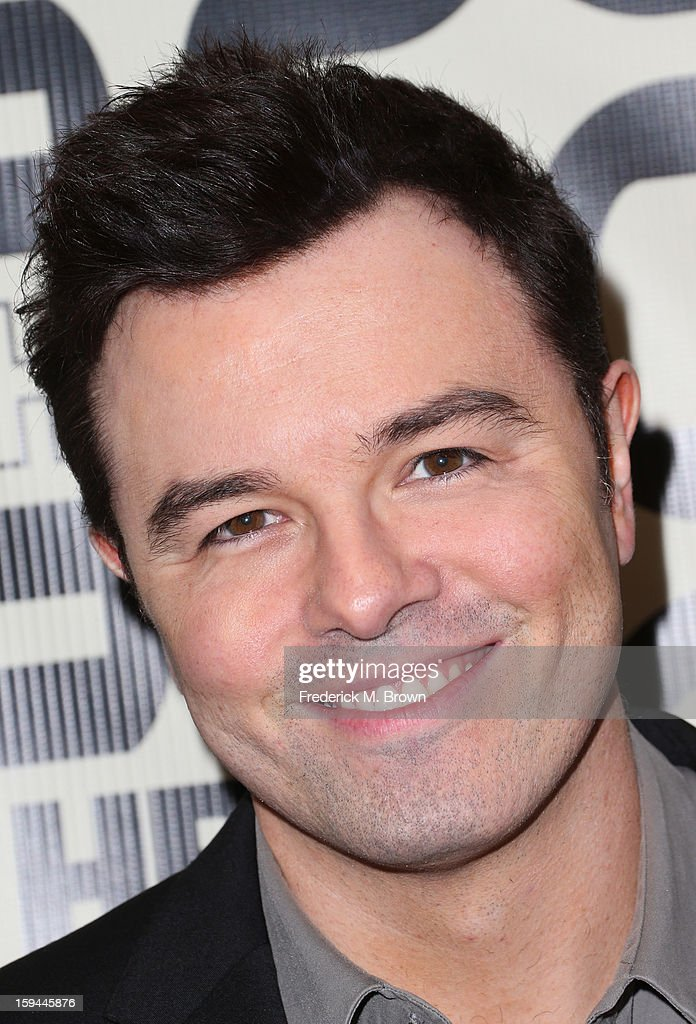 Writer/actor Seth MacFarlane attends HBO's Post 2013 Golden Globe Awards Party held at Circa 55 Restaurant at the Beverly Hilton Hotel on January 13, 2013 in Beverly Hills, California.