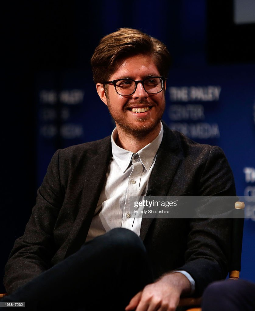Writer/actor Thomas Ward attends the discussion panel for 'Please Like Me' at The Paley Center for Media on October 22, 2015 in Beverly Hills, California.