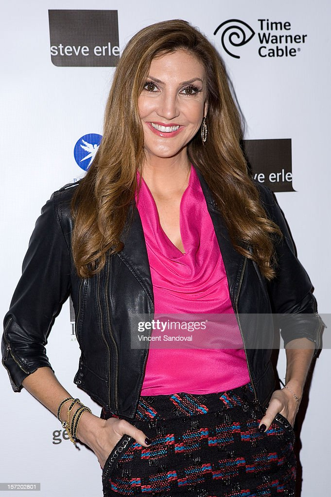Writer/Comedian Heather McDonald attends the Divine Design 2012 Opening Rock 'n' Roll Party on November 29, 2012 in Beverly Hills, California.