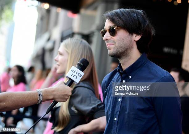 Writer/director Alex Ross Perry attends 2017 Sundance NEXT FEST at The Theater at The Ace Hotel on August 13 2017 in Los Angeles California