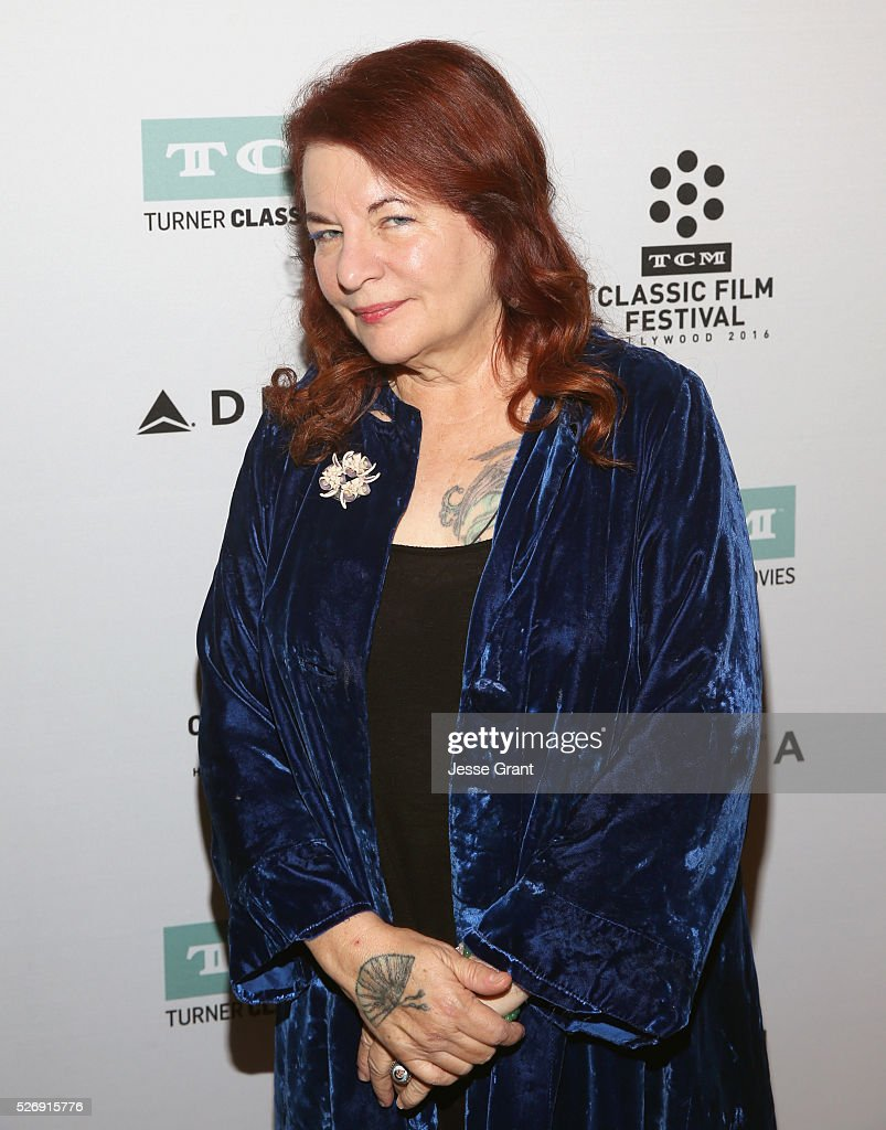 Writer/director Allison Anders attends 'All That Heaven Allows' screening during day 4 of the TCM Classic Film Festival 2016 on May 1, 2016 in Los Angeles, California. 25826_009