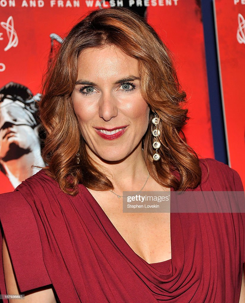 Writer/director Amy Berg attends the New York premiere of 'West Of Memphis' at Florence Gould Hall on December 7, 2012 in New York City.