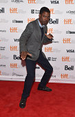 Writer/director and actor Chris Rock attends the 'Top Five' premiere during the 2014 Toronto International Film Festival at Princess of Wales Theatre...