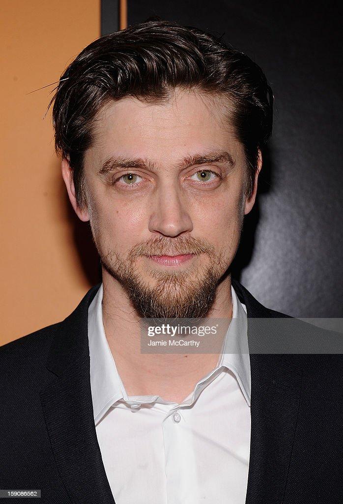 Writer/director Andres Muschietti attends the 'Mama' New York Screening at Landmark's Sunshine Cinema on January 7, 2013 in New York City.