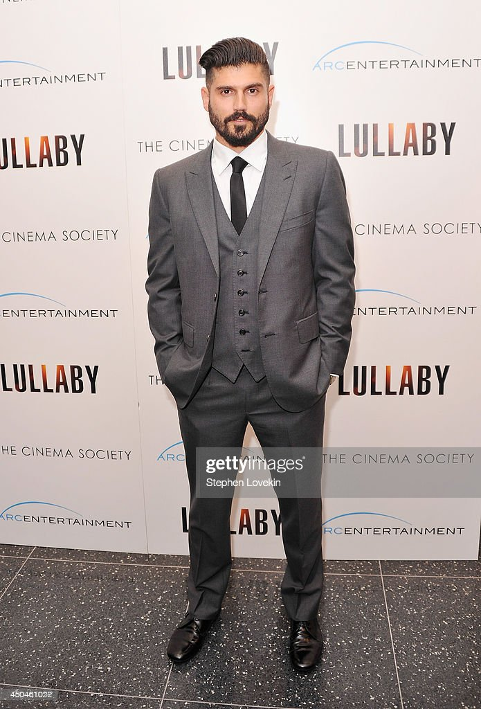 Writer/director <a gi-track='captionPersonalityLinkClicked' href=/galleries/search?phrase=Andrew+Levitas&family=editorial&specificpeople=3113046 ng-click='$event.stopPropagation()'>Andrew Levitas</a> attends the Arc Entertainment & The Cinema Society screening of 'Lullaby' at Museum of Modern Art on June 11, 2014 in New York City.