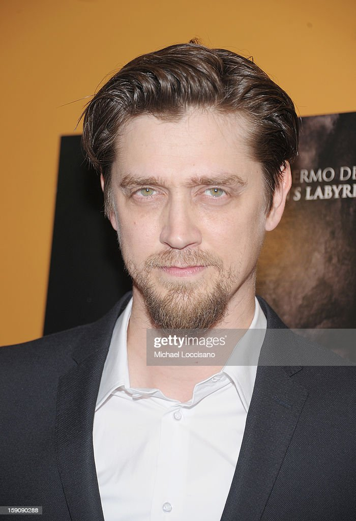 Writer/Director Andy Muschietti attends the 'Mama' New York Screening at Landmark's Sunshine Cinema on January 7, 2013 in New York City.