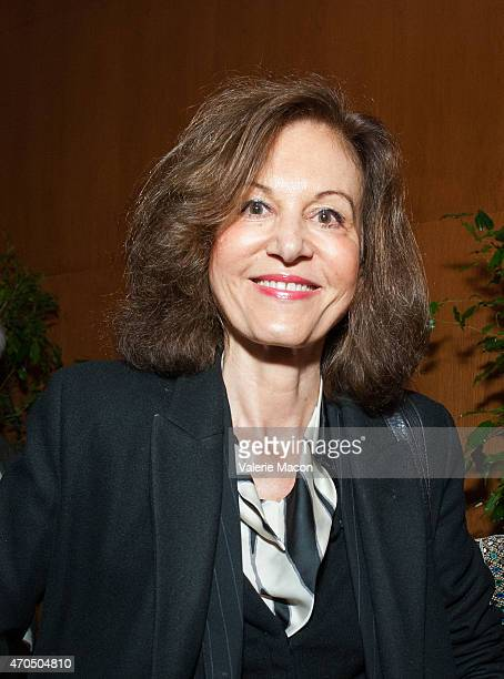Writer/director Anne Fontaine attends the 19th Annual City Of Lights City Of Angels Film Festival at Directors Guild Of America on April 20 2015 in...