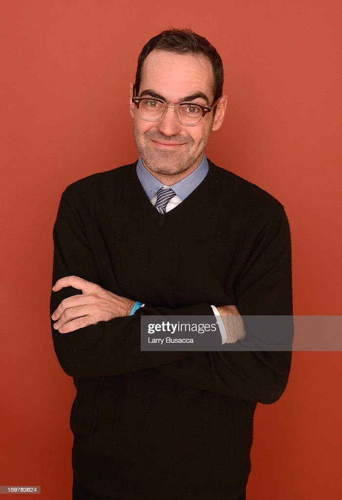 Writer/director Chad Hartigan poses for a portrait during the 2013 Sundance Film Festival at the Getty Images Portrait Studio at Village at the Lift on January 20, 2013 in Park City, Utah.