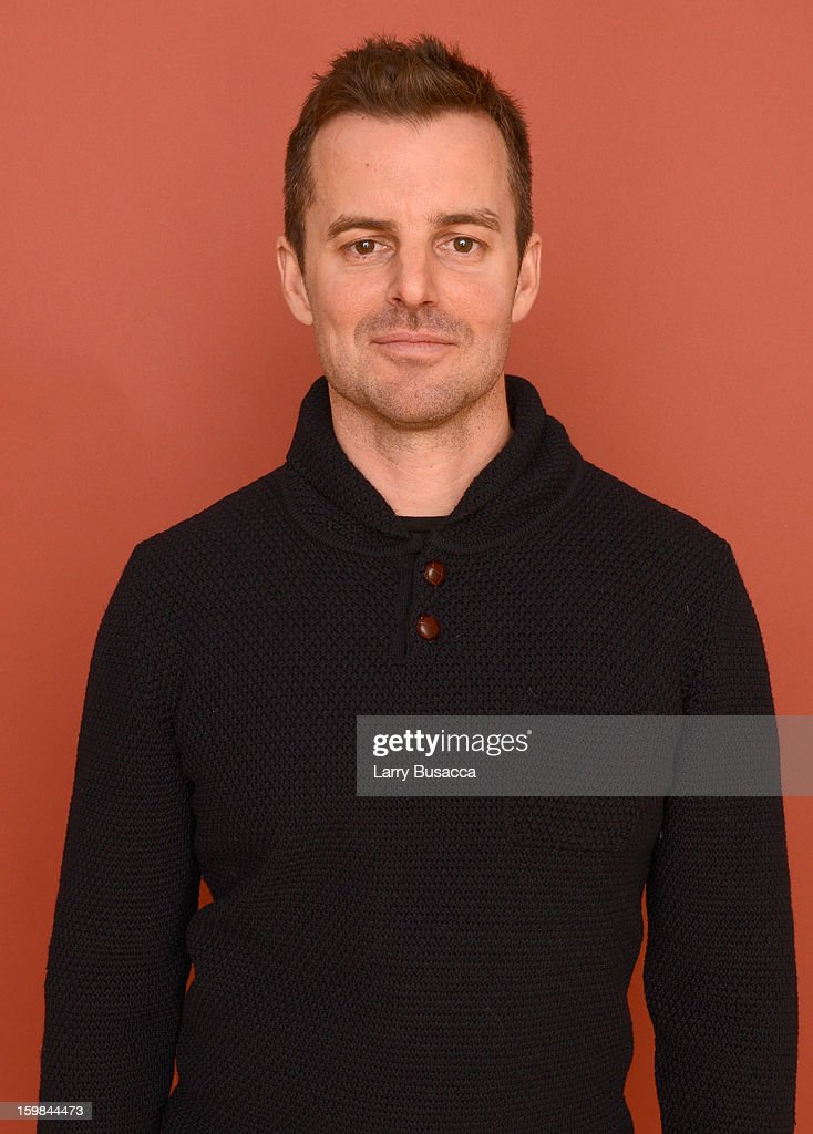 Writer/director Chris Nelson poses for a portrait during the 2013 Sundance Film Festival at the Getty Images Portrait Studio at Village at the Lift...