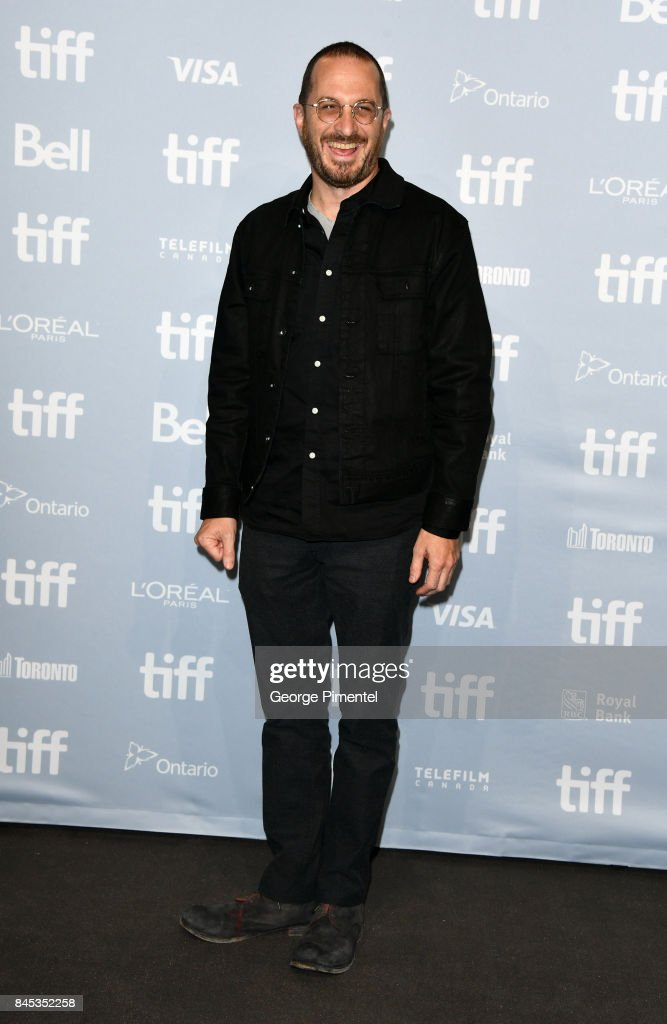 Writer/director Darren Aronofsky attends the 'mother!' press conference during the 2017 Toronto International Film Festival at TIFF Bell Lightbox on September 10, 2017 in Toronto, Canada.