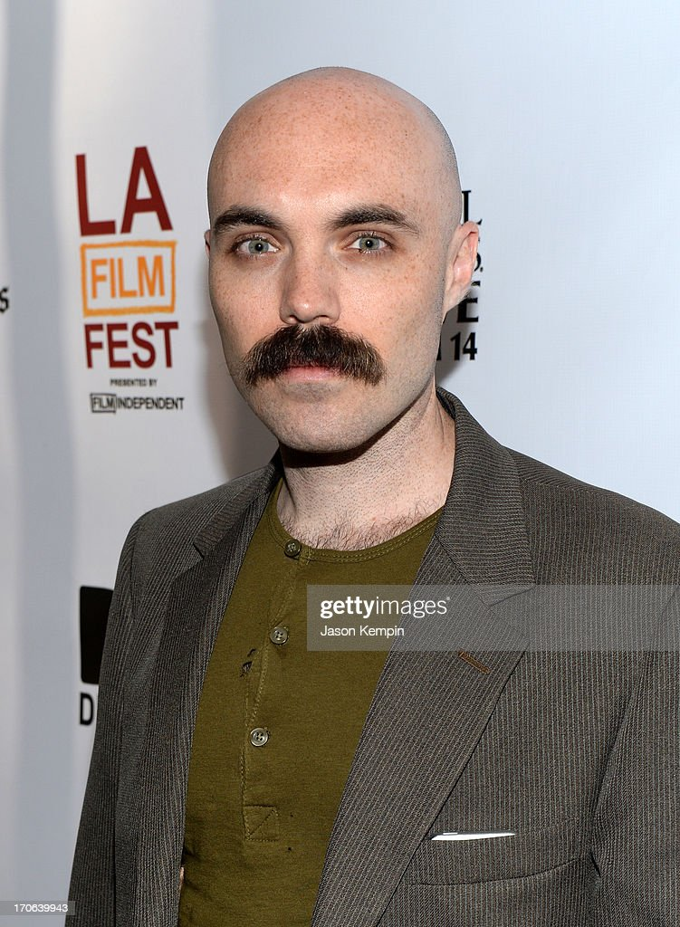 Writer/director David Lowery arrives at the 'Ain't Them Bodies Saints' premiere during the 2013 Los Angeles Film Festival at Regal Cinemas L.A. Live on June 15, 2013 in Los Angeles, California.
