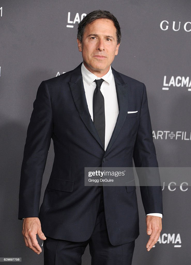 Writer/director David O. Russell arrives at the 2016 LACMA Art + Film Gala Honoring Robert Irwin And Kathryn Bigelow Presented By Gucci at LACMA on October 29, 2016 in Los Angeles, California.