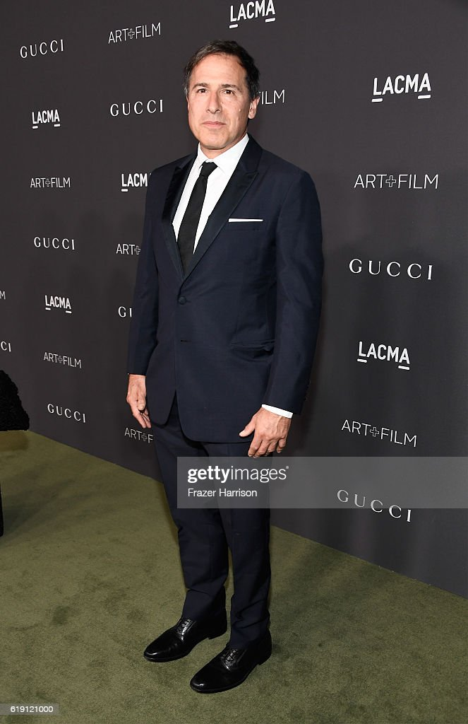 Writer/director David O. Russell attends the 2016 LACMA Art + Film Gala honoring Robert Irwin and Kathryn Bigelow presented by Gucci at LACMA on October 29, 2016 in Los Angeles, California.