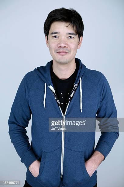 Writer/director Destin Cretton poses for a portrait during the 2012 Sundance Film Festival at the WireImage Portrait Studio at TMobile Village at the...