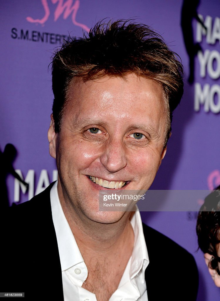 Writer/director Duane Adler arrives at a screening of 'Make Your Move' at The Pacific Theatre at The Grove on March 31, 2014 in Los Angeles, California.